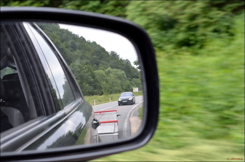 Mein heimlicher Fetisch: Autofahren (lassen)