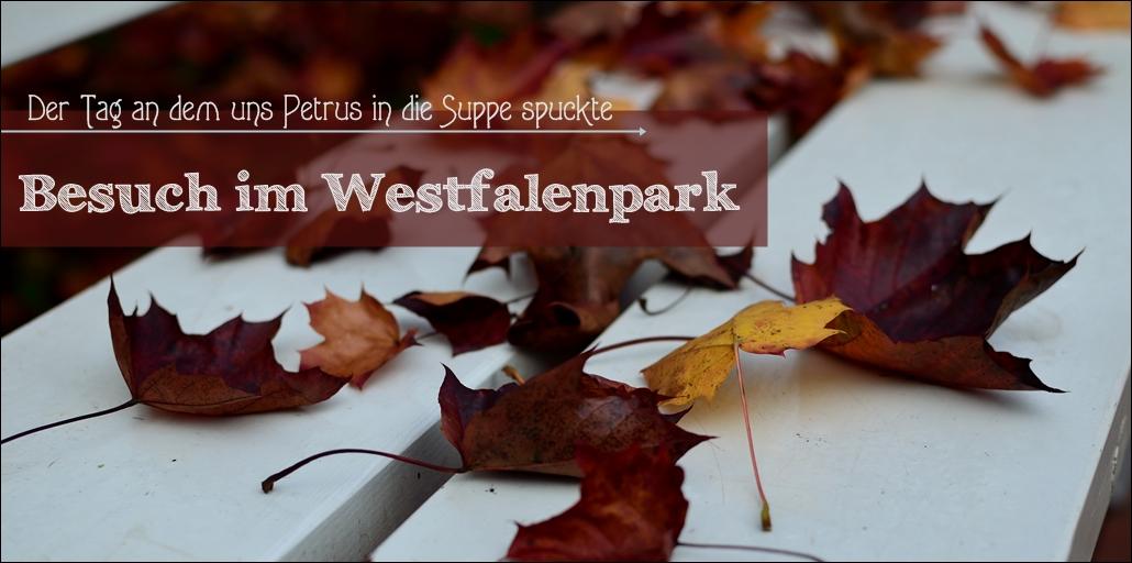 Zu Besuch im Westfalenpark