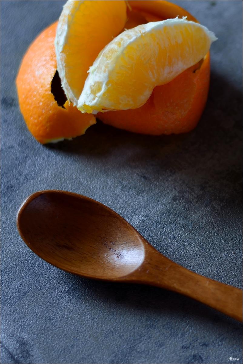 Montagsrezept Orangen-Quark-Eis