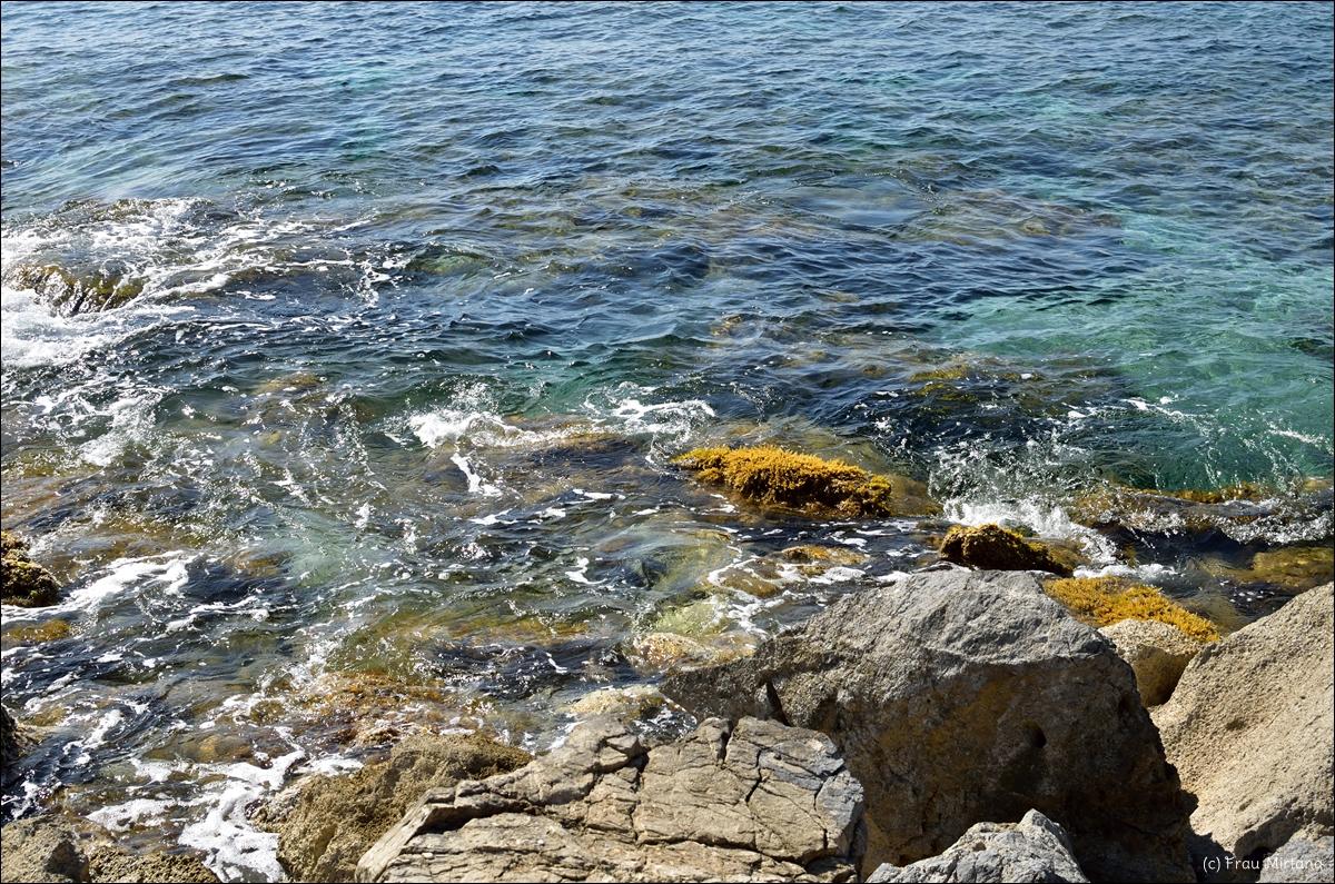 auf Mallorca, Mittelmeer, Meerweh