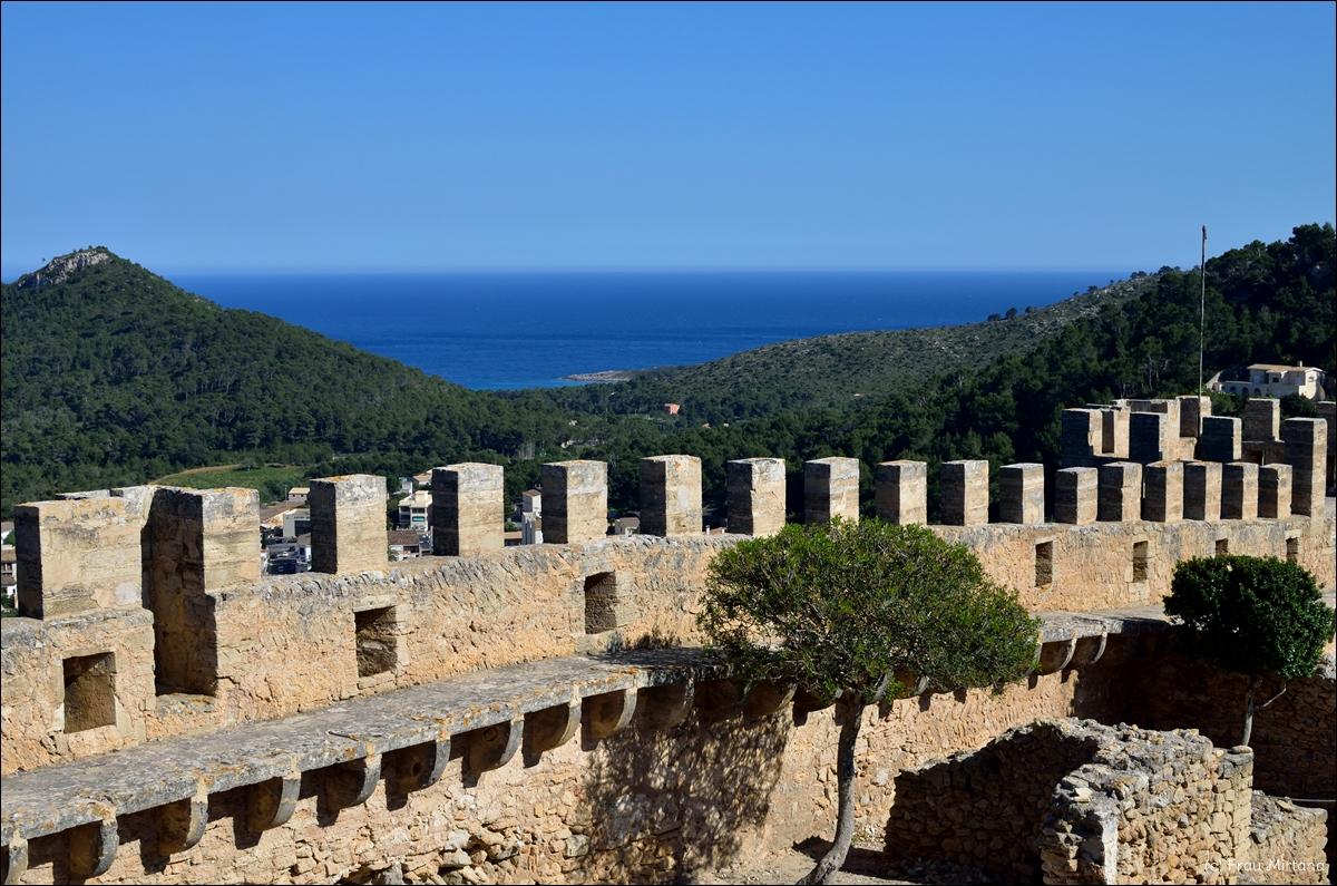 Mallorca, Festung Capdepera