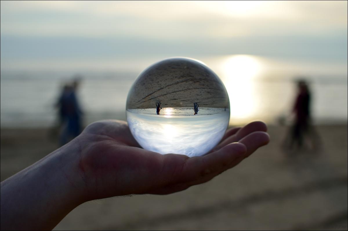 Egmond aan Zee Kugelfotografie