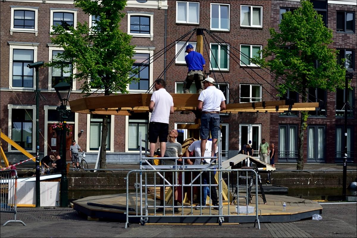 Unterwegs In Alkmaar