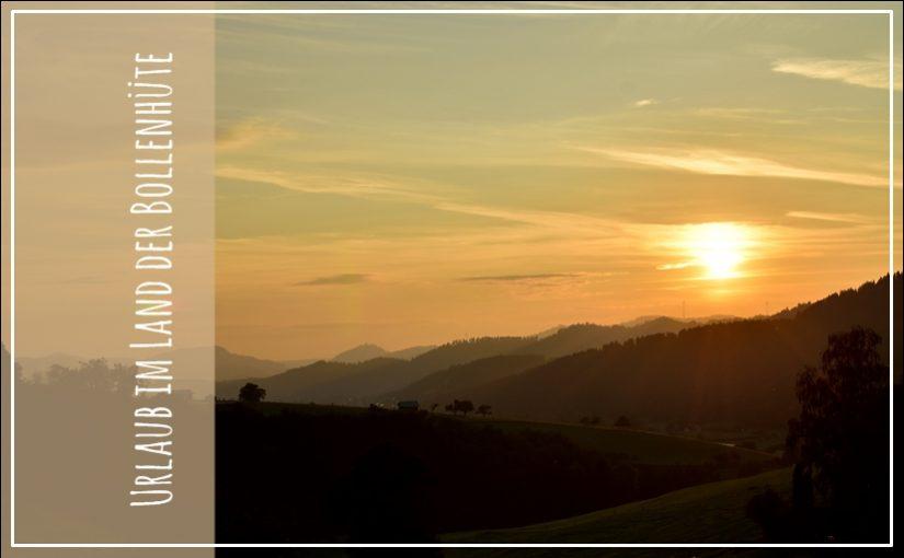 Im Land der Bollenhüte: Auf dem Bauernhof.