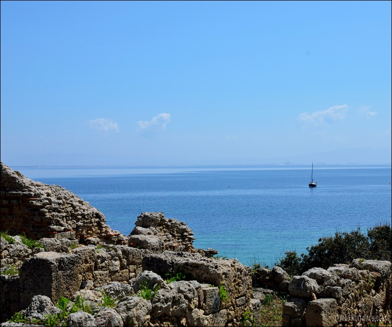 Tharros Sardinien